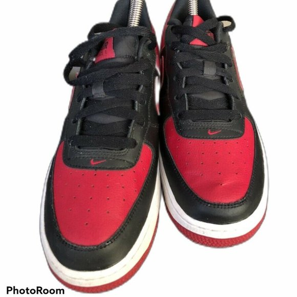 Nike Other - Nike Air Force 1 Bred 596728-016 Youth Sz 7Y 40EUR